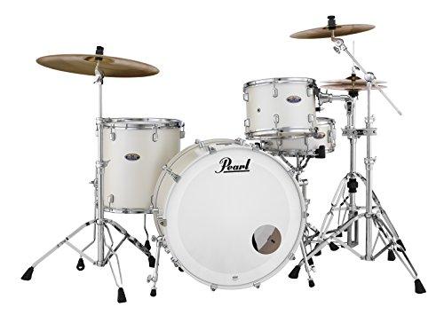Pearl Drum Set, White Satin (DMP943XPC229)