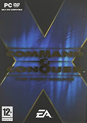 Command & Conquer: The First Decade (PC DVD)