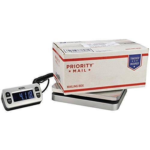 Royal Consumer 39333P DG110 Digital Shipping Scale