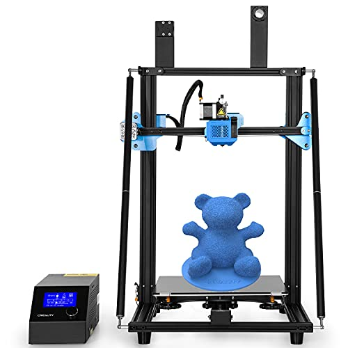 DBKJ Official Creality CR-10 V3 Upgraded 3D Printer Upgrade Silent Mainboard With Metal Extruder Frame And Two-way Butterfly Heat Dissipation,BL -TOUCH Automatic Leveling (non-standard)