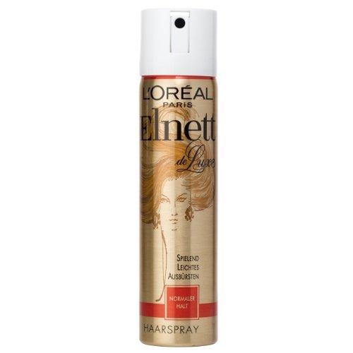 5Pack L 'Oréal elnett de Luxe mini de pelo Spray Alcance normal de sujeción 5x 75ml
