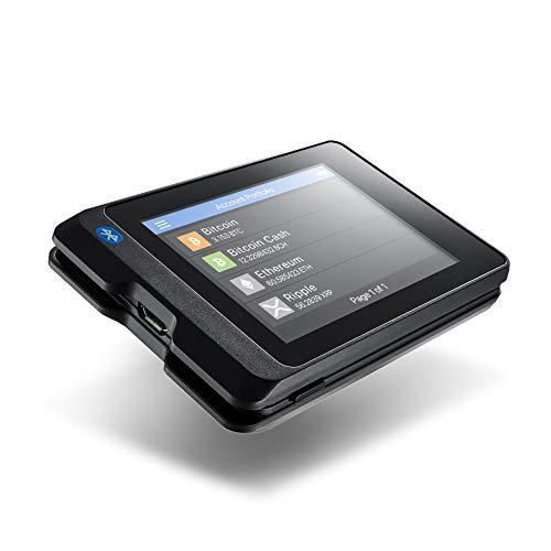 SecuX W20 - Portafoglio Crypto Hardware più sicuro con Bluetooth - Cross Platform - Gestisci facilmente Bitcoin, Ethereum, ERC-20, Ripple, BTC, ETH, LTC, BCH, DGB, Dash, BNB, Doge, XLM e altro ancora…
