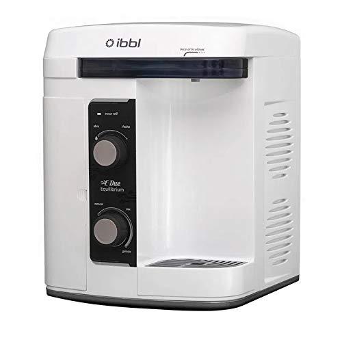 Purificador de Água IBBL E-Due Equilibrium Placa Branco Bivolt