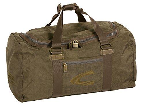 camel active, Reisetasche, Herren, Sporttasche, Reisetasche leicht, Kurzreisetasche, Weekend Bag, Journey, Khaki