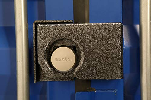 Shipping Container Puck Lock Box - Container Security