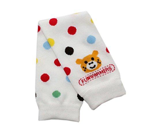 Colourful Baby World - Guêtre - Bébé (fille) 0 à 24 mois Colourful Dotty Bear taille unique