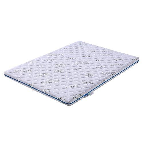 Xiao Long Colchón, Simple y Elegante del hogar Espesado Canto Protector Desmontable y Lavable cómodo colchón de la Palma de Coco (4 tamaños) colchón (Size : B)