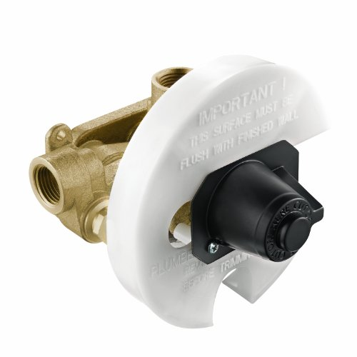Moen 3510 M-PACT Moentrol Pressure Balancing Shower Valve with Volume Control, 1/2-Inch IPS