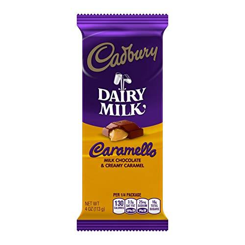 Cadbury Caramello Bar, 4 oz
