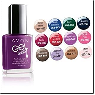 avon 7 in 1 gel nail polish