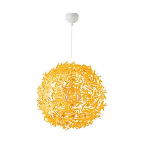 IKEA GRIMSAS Hängeleuchte in gelb; (55cm); A++