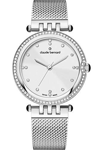 Claude Bernard 20085 3M APN - Reloj de Pulsera para Mujer (Mecanismo de Cuarzo)