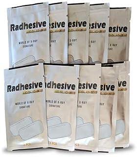 20 RADHESIVE Strips X-Ray Marker Adhesive