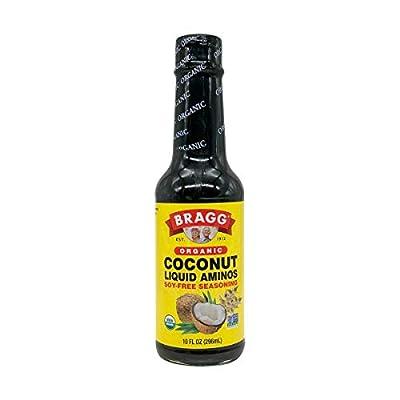 Bragg Liquid Aminos All Purpose Seasoning Soy Sauce Alternative