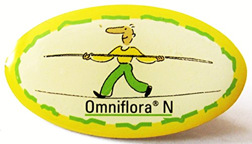 Omniflora N - Pin 35 x 20 mm