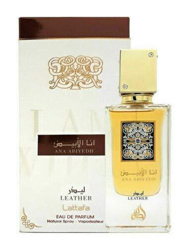 My Parfumes Ana Abiyedh Eau de Parfum, 60 ml, für Männer und Frauen, holziger langanhaltender Duft