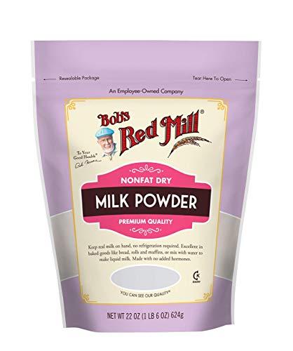 Bob's Red Mill Non Fat Dry Milk Powder, 22 Oz