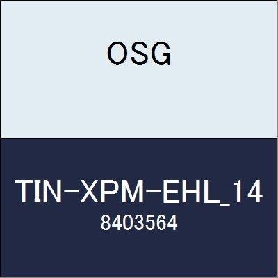 OSG エンドミル TIN-XPM-EHL_14 商品番号 8403564