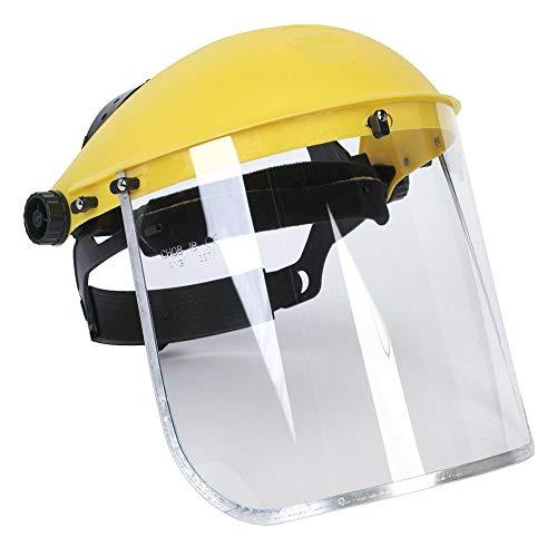 Details About Face Shield Augenschutzmaske, Arbeitskleidung, High VIS Visier