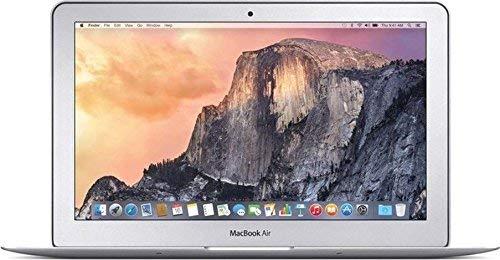 Apple MacBook Air 13' (Early 2015) - Core i5 1.6GHz, 4GB RAM, 256GB SSD (Renewed)
