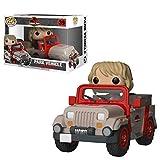 Figurine - Funko Pop - Jurassic Park - Park Vehicle