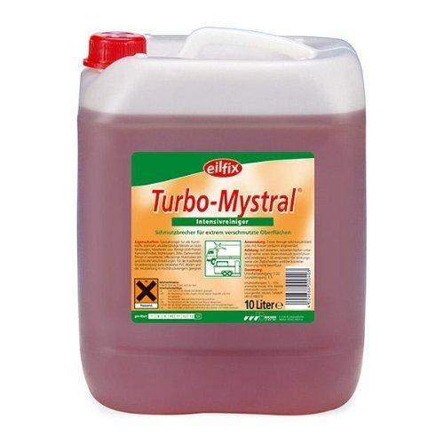 10 ltr. Turbo-Mystral Intensivreiniger Schmutzbrecher auch für Hochdruckreiniger geeignet