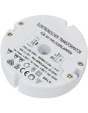230 V tot 12 V 20-60 W halogeentransformator elektronisch