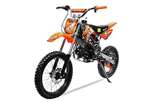 Dirt Bike NXD A1717/14125cc automático eléctrico Starter Bike ATV Quad Pocket Cross