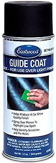 Eastwood Light Black Misting Guide Coat 12 oz Aerosol Scratches Pin Holes