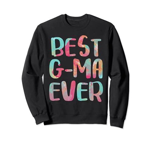 Best G-Ma Ever - Camiseta para el día de la madre Sudadera