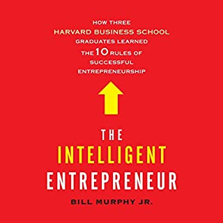 The Intelligent Entrepreneur cover art