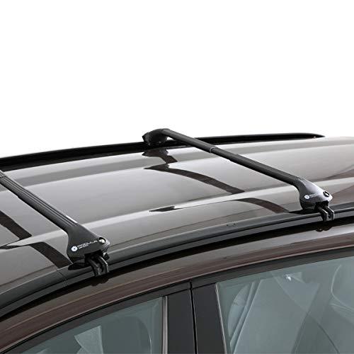 Modula Dachträger Hyundai Tucson SUV ab 2020 mit aufliegender Dachreling