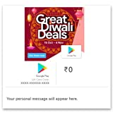 Power up in over 1M Android apps and games on Google Play, the world's largest mobile gaming platform. Use a Google Play gift code to go further in your favorite games like Clash Royale or Pokemon GO or redeem your code for the latest apps, movies, m...