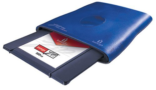 Iomega 31714 100 MB USB Powered Zip Drive