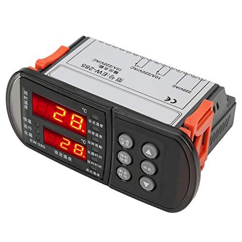 Microordenador ABS AC220V Termostato estable digital para congeladores