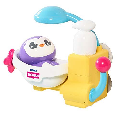 TOMY Toomies Pepes Badbadbadspeelgoed, grappig badspeelgoed voor meer plezier in het water, kinderspeelgoed vanaf 18 maanden