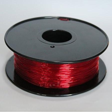 WOL 3D Flexible Filament (Red, 1.75 mm)