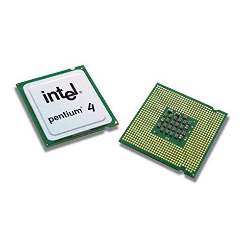 Intel pentium 4 ht-Procesador 524 3,06ghz, 533 MHz, socket lga775 sl9ca pc
