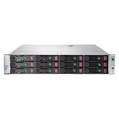 HP Proliant DL380 G9 Server / 2X E5-2670 V3 2.3GHz = 24 Cores / 128GB RAM / P840 / 12x 3TB SAS (Renewed)