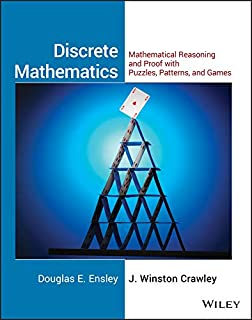 Discrete Mathematics, Student Solutions Manual: Mathematical Reasoning and Proof with Puzzles, Patterns, and Games