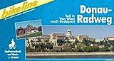 Bikeline Radtourenbuch, Donau-Radweg. Tl.3. Von Wien nach Budapest. -