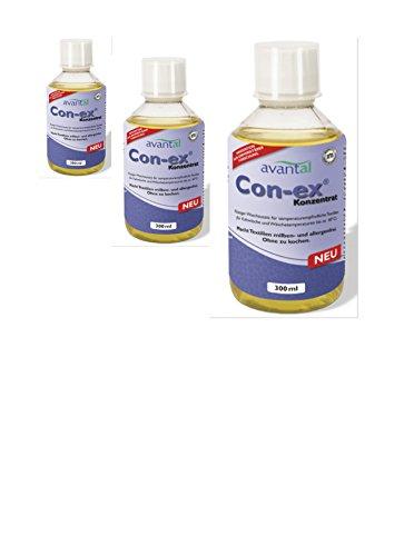 Con-ex Waschmittelzusatz gegen Milben 300ml im 3er Vorteilspack