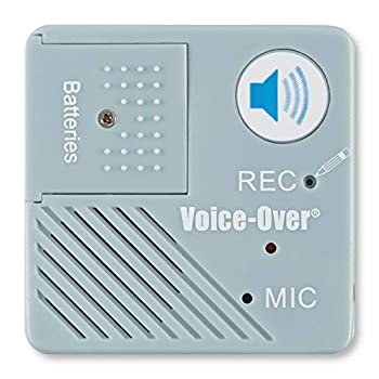 Voice Express Voice-Over Voice Recorder for Picture Frames Books Blankets Quilts Albums and Scrap Books for Personal Message Playback