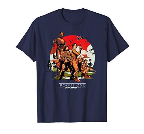Star Wars Rogue One Good Guys T-Shirt