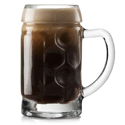 Stölzle-Oberglas 4533188047 Mini Schnapsglas, Shotglas, Stamper, 50ml, mit Füllstrich bei 4cl, Glas, transparent, 12 Stück