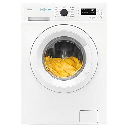 Zanussi ZWD86SB4PW Freestanding Washer Dryer 8Kg Wash Load, 4Kg Dry Load, 1600rpm - White
