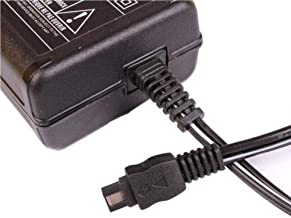 AC/DC Battery Charger Power Adapter for Sony Camcorder HDR-XR200 V/E HDR-XR106 V
