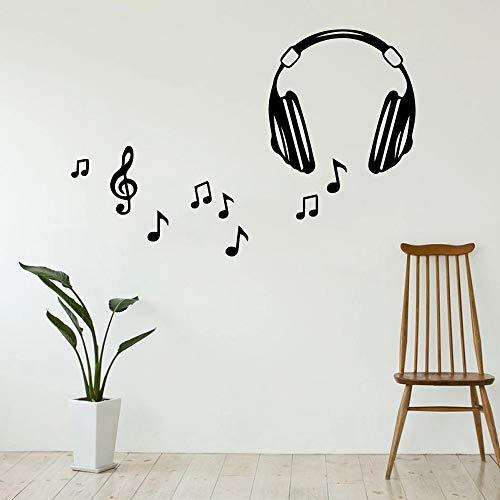 Pegatinas de pared de música americana productos de pared de arte interior moderno arte de sala de estar anime japonés luchadores de artes marciales