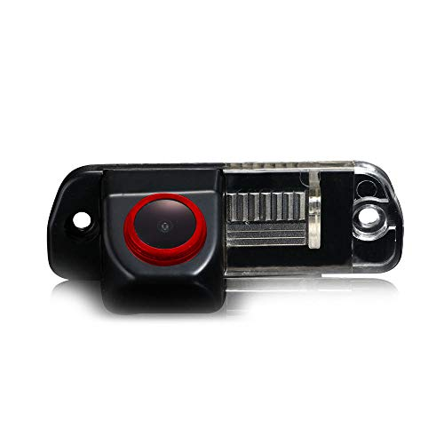Rückfahr Aufbaukamera mit Distanzlinien /& Nachtsicht LED passend für Mercedes