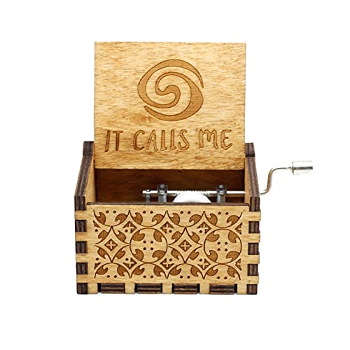 Leisont Woodhand Crank Queen's Music Box Bohemian Rhapsody Theme Game of Thrones Beauty Beast Stakes. 01